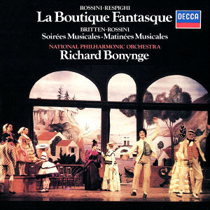 Richard Bonynge, The National Philharmonic Orchestra 歌手頭像