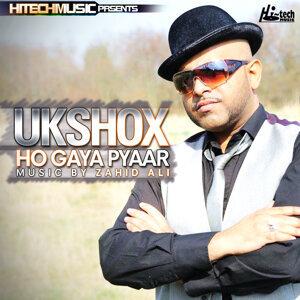 UKShox 歌手頭像