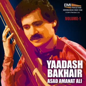 Asad Amanat Ali Khan 歌手頭像