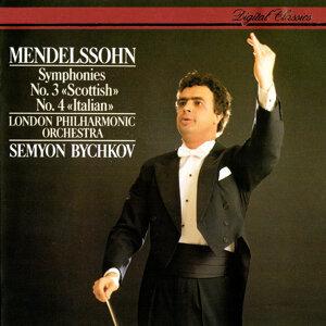 Semyon Bychkov, London Philharmonic Orchestra 歌手頭像