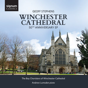 The Boy Choristers of Winchester Cathedral, Andrew Lumsden 歌手頭像