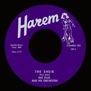 Ray Ellis, The Sheiks 歌手頭像