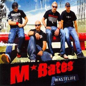 M*Bates 歌手頭像