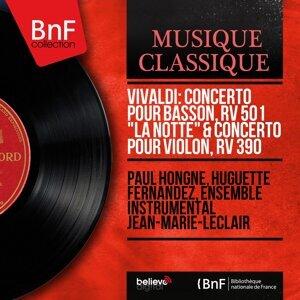Paul Hongne, Huguette Fernandez, Ensemble instrumental Jean-Marie-Leclair 歌手頭像