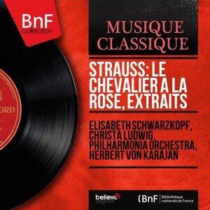 Elisabeth Schwarzkopf, Christa Ludwig, Philharmonia Orchestra, Herbert von Karajan 歌手頭像