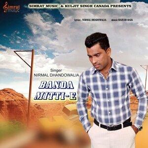 Nirmal Dhandowalia 歌手頭像