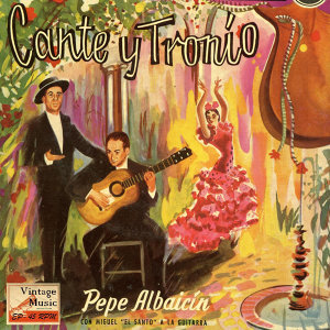 Pepe Albaicín 歌手頭像