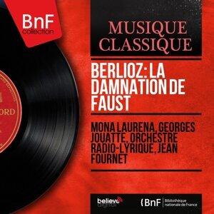 Mona Lauréna, Georges Jouatte, Orchestre radio-lyrique, Jean Fournet 歌手頭像