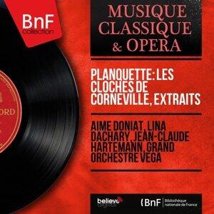 Aimé Doniat, Lina Dachary, Jean-Claude Hartemann, Grand Orchestre Véga 歌手頭像