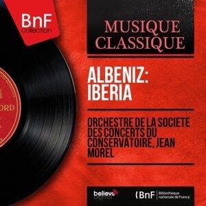 Orchestre de la Société des concerts du Conservatoire, Jean Morel 歌手頭像