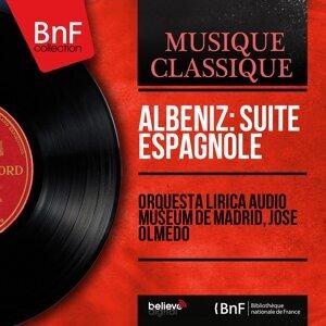 Orquesta Lírica Audio Museum de Madrid, José Olmedo 歌手頭像
