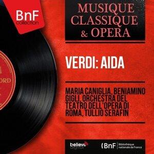 Maria Caniglia, Beniamino Gigli, Orchestra del Teatro dell'Opera di Roma, Tullio Serafin 歌手頭像