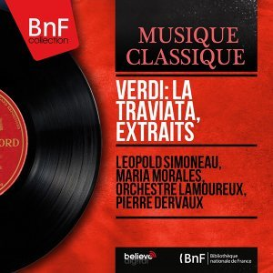 Léopold Simoneau, María Morales, Orchestre Lamoureux, Pierre Dervaux 歌手頭像