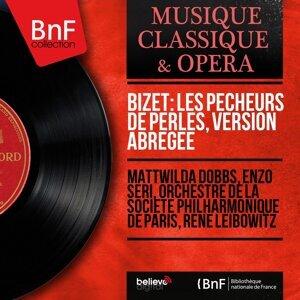 Mattwilda Dobbs, Enzo Seri, Orchestre de la Société philharmonique de Paris, René Leibowitz 歌手頭像