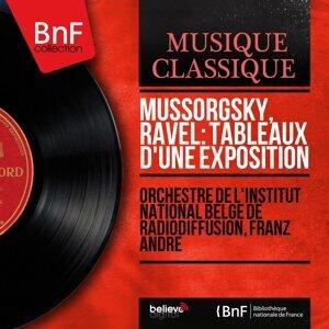 Orchestre de l'Institut national belge de Radiodiffusion, Franz André 歌手頭像