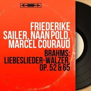 Friederike Sailer, Naan Pöld, Marcel Couraud 歌手頭像
