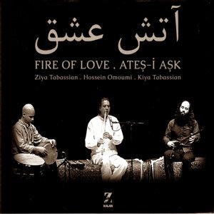 Ziya Tabassian, Hossein Omoumi, Kiya Tabassian 歌手頭像