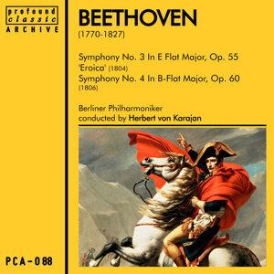 Herbert von Karajan, Berliner Phiharmoniker 歌手頭像