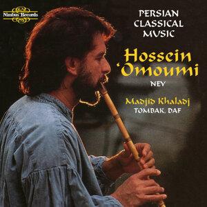 Hossein 'Omoumi, Madjid Khaladj 歌手頭像