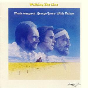 Willie Nelson, Merle Haggard, George Jones 歌手頭像
