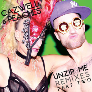 Cazwell & Peaches, Cazwell, Peaches 歌手頭像