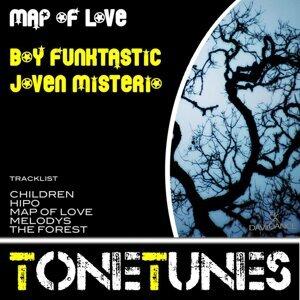 Boy Funktastic, Joven Misterio 歌手頭像