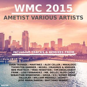 Thorsten Hammer, Loui Fernandez, Matthias Seibert, Mr. Dello, Ben Muetsch, Mikalogic, Kenny Brian 歌手頭像