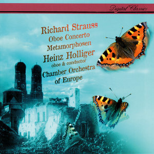 Heinz Holliger, Chamber Orchestra of Europe 歌手頭像