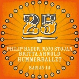 Philip Bader, Nico Stojan, Britta Arnold 歌手頭像