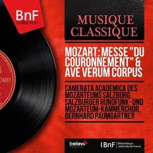 Camerata Academica des Mozarteums Salzburg, Salzburger Rundfunk- und Mozarteum-Kammerchor, Bernhard Paumgartner 歌手頭像