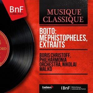 Boris Christoff, Philharmonia Orchestra, Nikolai Malko 歌手頭像