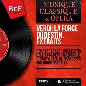 Renata Tebaldi, Orchestra dell'Accademia nazionale di Santa Cecilia, Francesco Molinari-Pradelli 歌手頭像