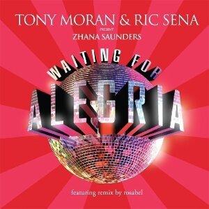 Tony Moran Rick Sena present Zhana Saunders 歌手頭像