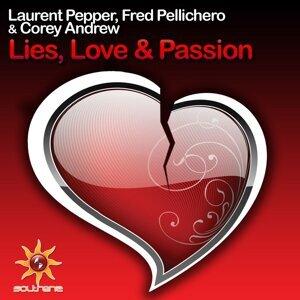 Laurent Pepper, Fred Pellichero Corey Andrew 歌手頭像