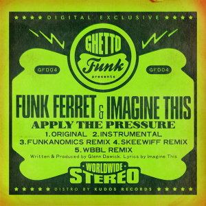 Funk Ferret, Imagine This 歌手頭像