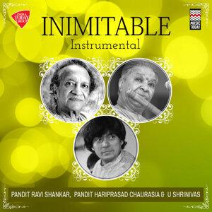 U. Shrinivas, Ravi Shankar, Hariprasad Chaurasia 歌手頭像