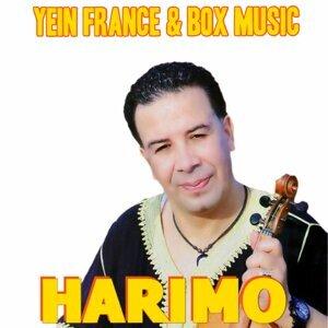 Harimo 歌手頭像