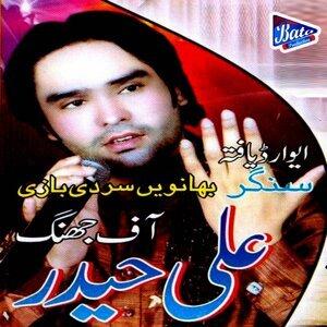 Ali Haider 歌手頭像