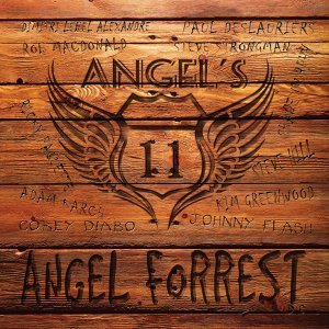 Angel Forrest 歌手頭像