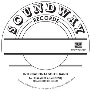 International Soleil Band 歌手頭像