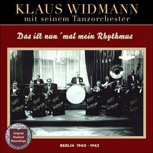 Kurt Widmann & seinem großen Tanzorchester 歌手頭像