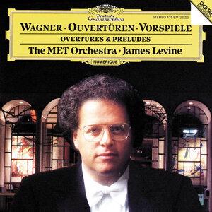 Metropolitan Opera Orchestra, James Levine 歌手頭像