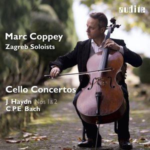 Marc Coppey & The Zagreb Soloists 歌手頭像
