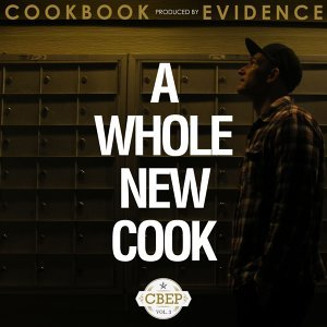 CookBook & Evidence 歌手頭像