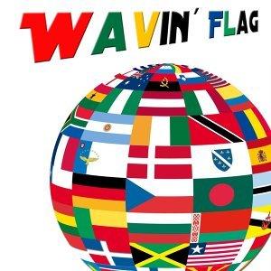 WAVIN FLAG. 歌手頭像