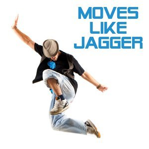 MOVES LIKE JAGGER. 歌手頭像