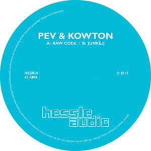 Pev, Kowton 歌手頭像