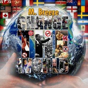M. Breeze 歌手頭像