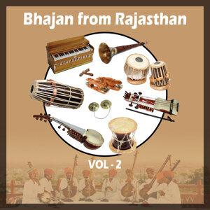 Balaram, Bhomaram, Jogbharti 歌手頭像