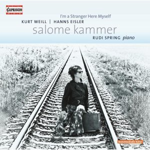 Salome Kammer 歌手頭像